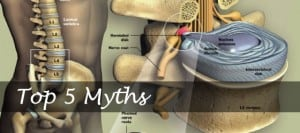 top 5 chiropractor myths