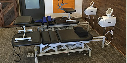 MBS Spinal Decompression Therapy Machines