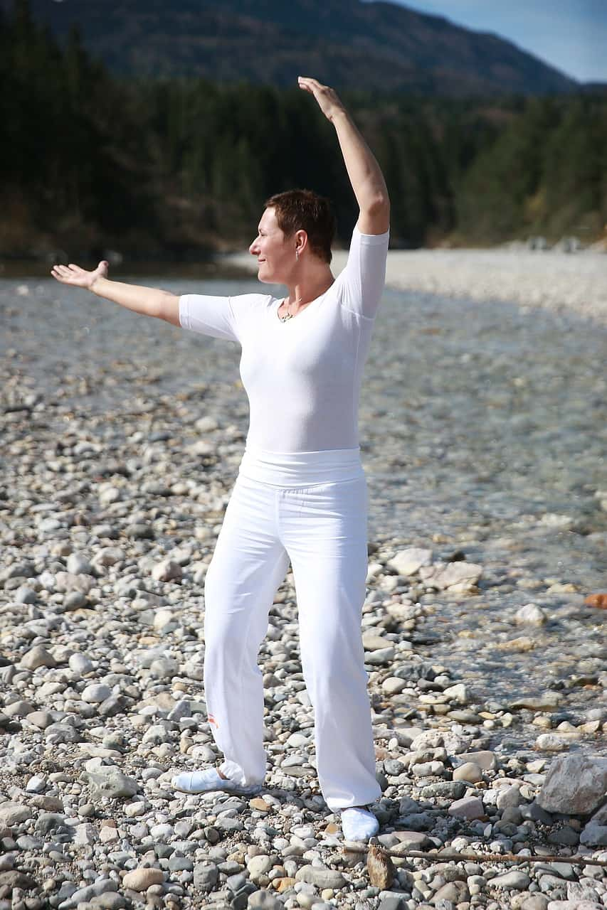 tai chi for reduced stress and back pain