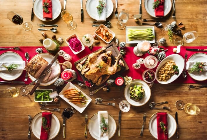 how to avoid gaining weight over the holidays